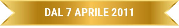 targa 'Dal 7 Aprile 2011'