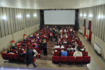 IL CINEMA SALESIANI