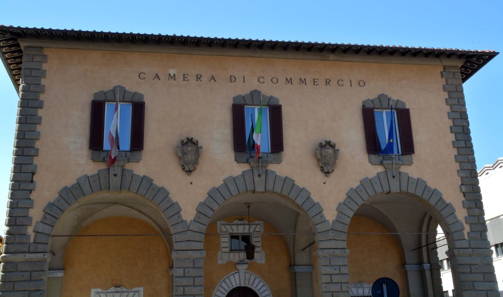 LA CAMERA DI COMMERCIO DI LIVORNO