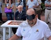 Dama, Michele Borghetti campione del mondo