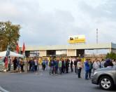 Ritiro dei buoni pasto: scatta la protesta in Raffineria
