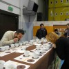 cupping in corso