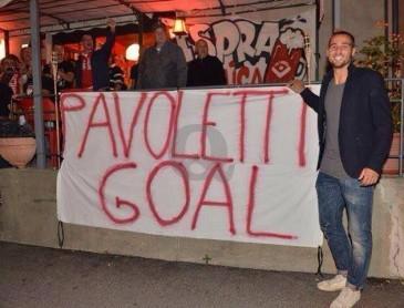 """""""Pavo"""", il livornese in A  che segna gol a raffica"""