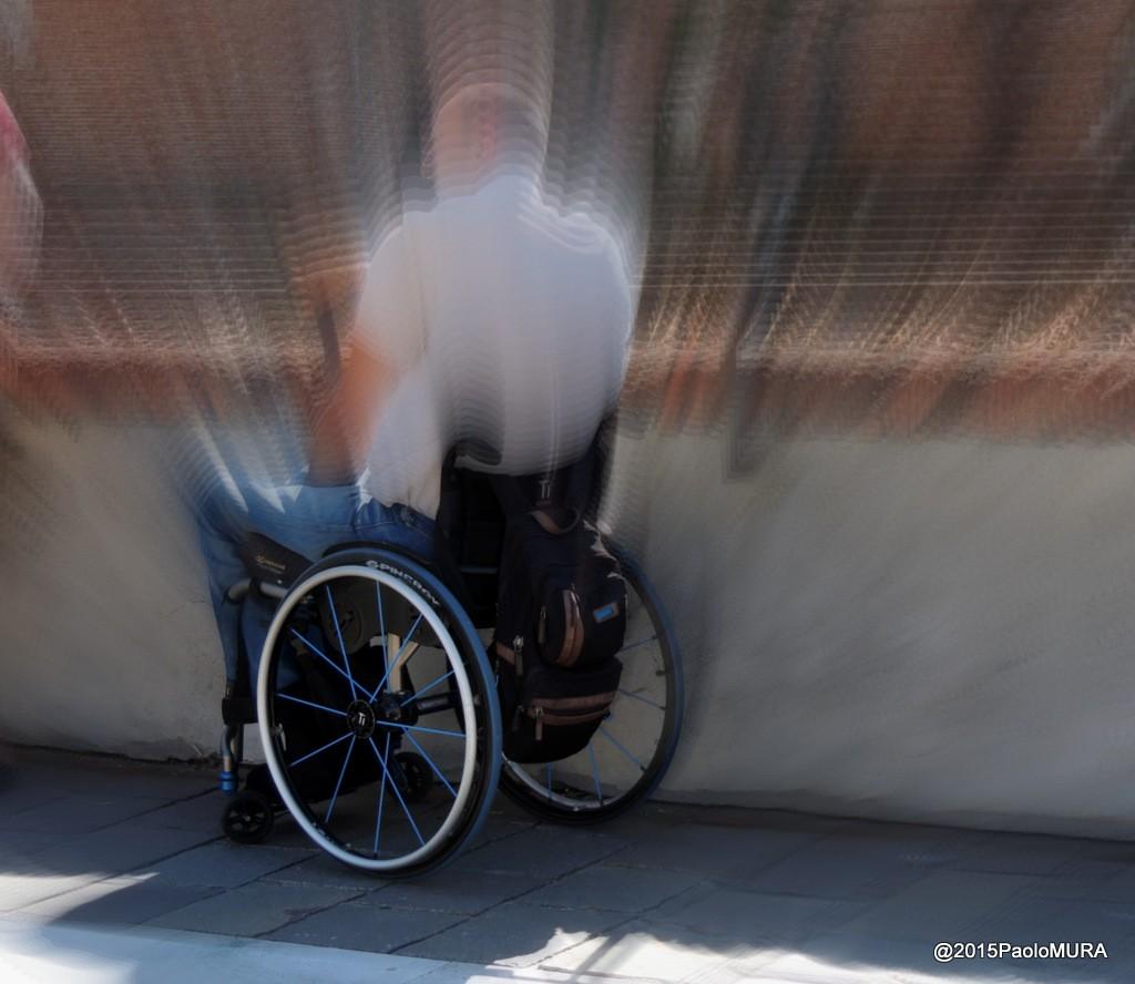 Paraplegici Livorno in aiuto per un disabile terremotato ...