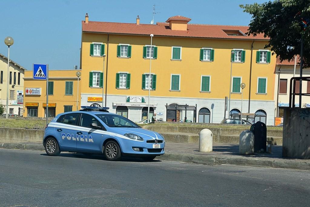 polizia san marco foto Simone Lanari