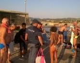 Malore in acqua: muore donna di 69 anni al Gabbiano
