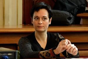 L'ASSESSORE PAOLA BALDARI