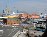 Visite gratuite in porto,  a piedi e in autobus