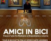 Tutti in bici alla scoperta dell'arte in città