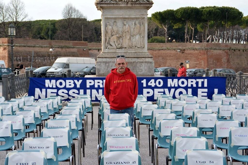 loris rispoli moby prince foto Simone Lanari
