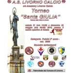 Torneo S.ta Giulia Locandina