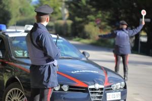carabinieri alt