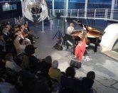 Livorno sogna con il jazz. E la locandina va da Obama