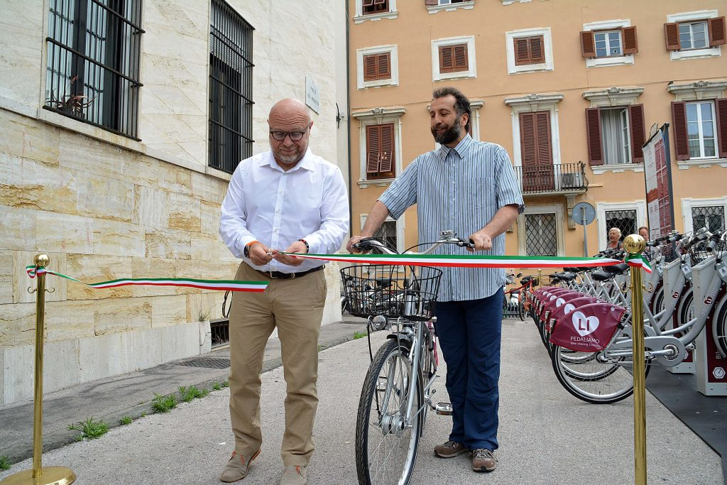 padaliamo bike sharing
