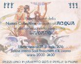 Sara Spolverini a Effetto Venezia presenta la nuova collezione di gioielli dedicati all'acqua e alla città