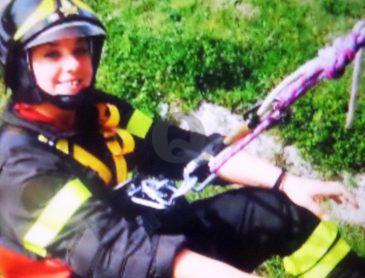 Ecco la prima donna livornese  che diventa vigile del fuoco
