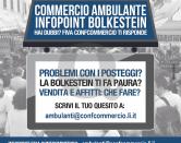 Sportello Bolkestein, Confcommercio risponde