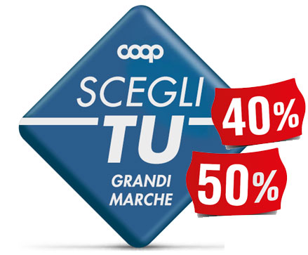 official photos 62206 0c4b0 Coop, sconti del 40 e 50% su grandi marche - QuiLivorno.it