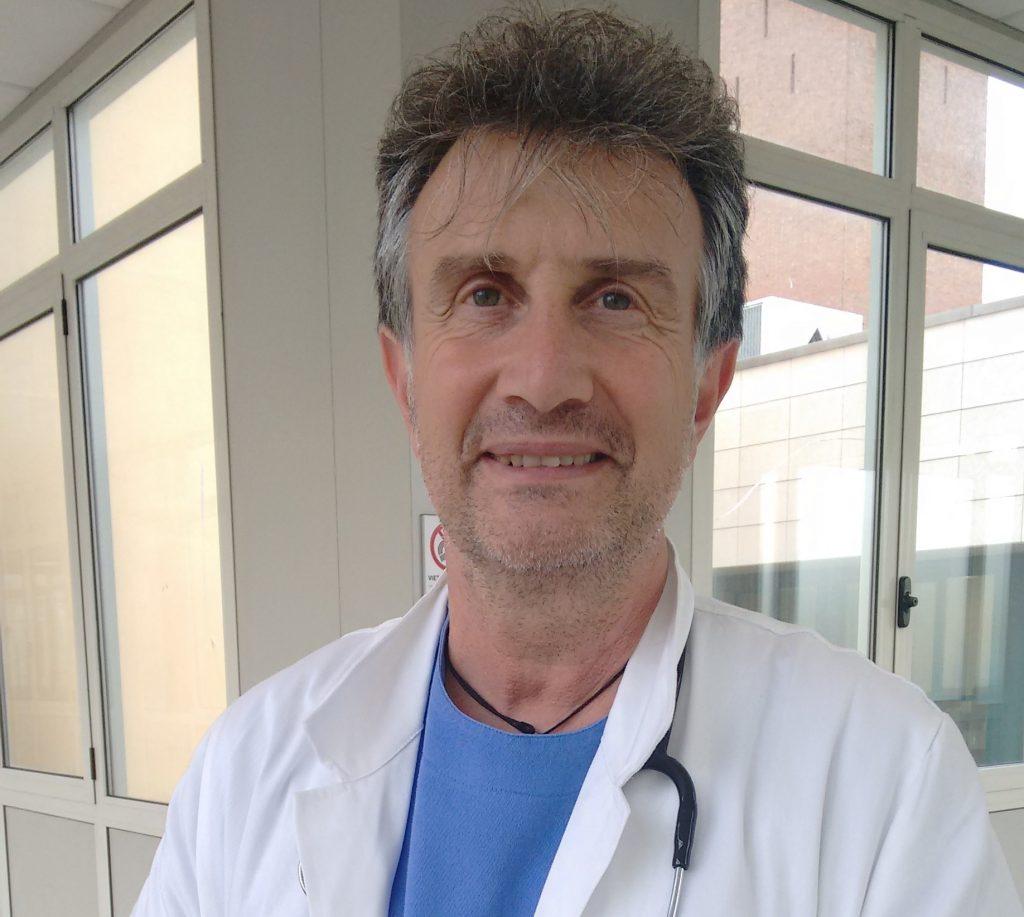 Alessio Bertini, direttore del Pronto Soccorso