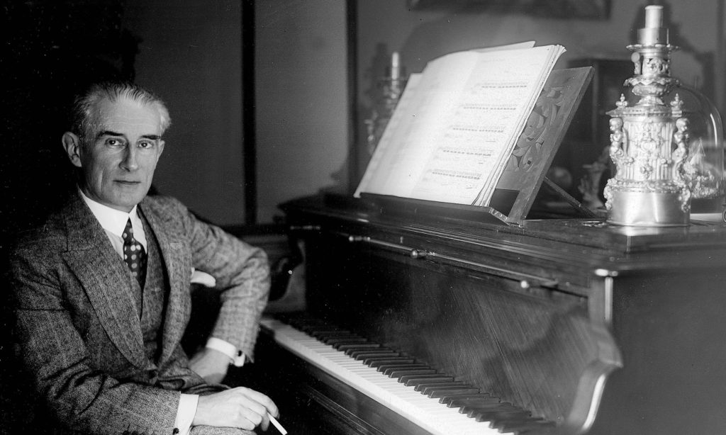 UNSPECIFIED - CIRCA 1875:  Maurice Ravel (1875-1937), French composer. LIP-16373.  (Photo by Lipnitzki/Roger Viollet/Getty Images)