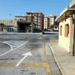parcheggio via meyer foto Simone Lanari
