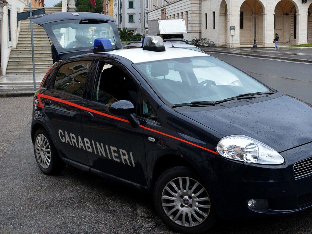 carabinieri (foto Lanari)