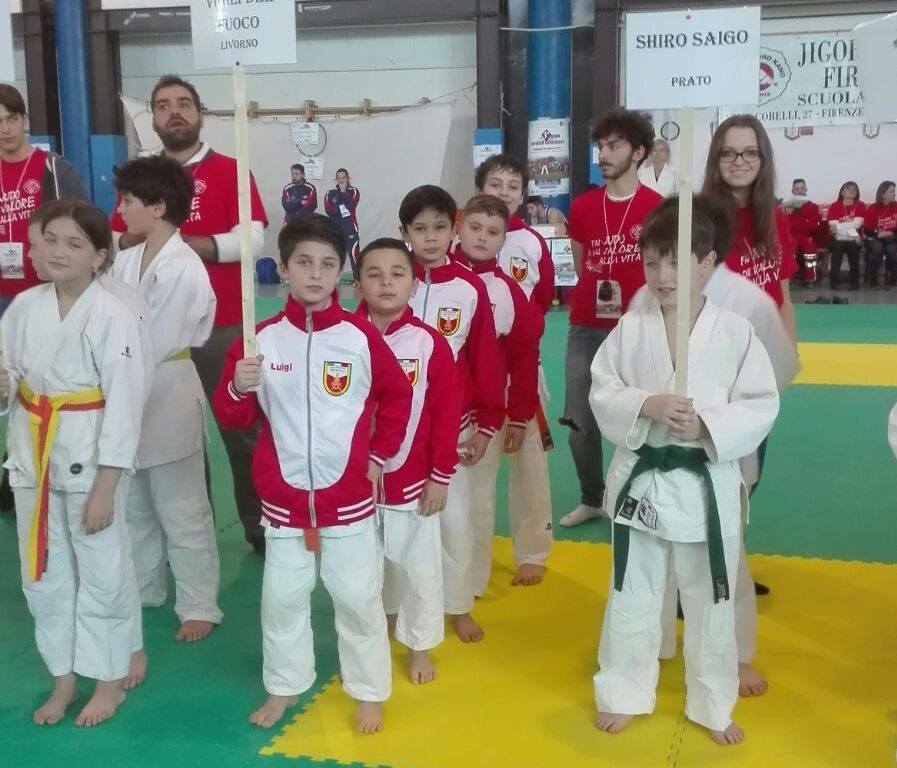 Judo. Trofeo