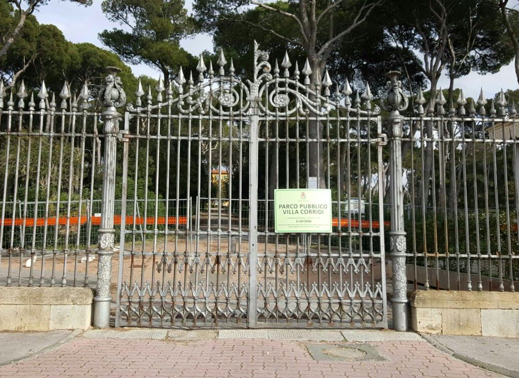 villa corridi