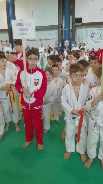 Judo trofeo guarnieri otto ori per il kodokan - Judo bagno a ripoli ...