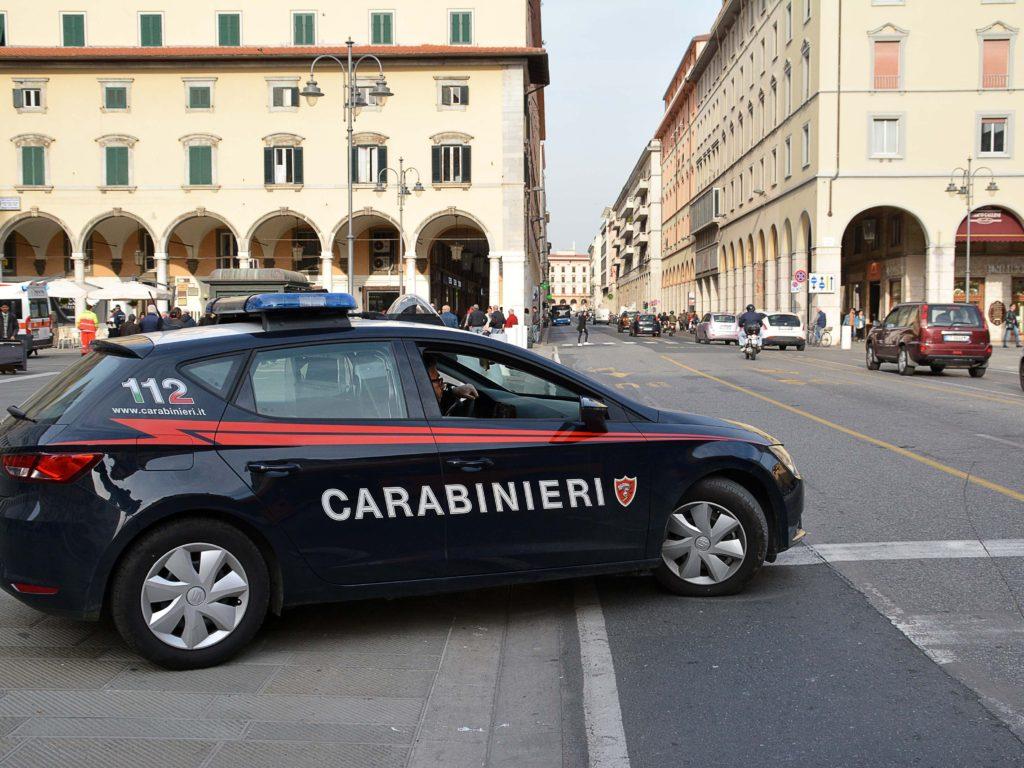 carabinieri piazza grande foto Simone Lanari
