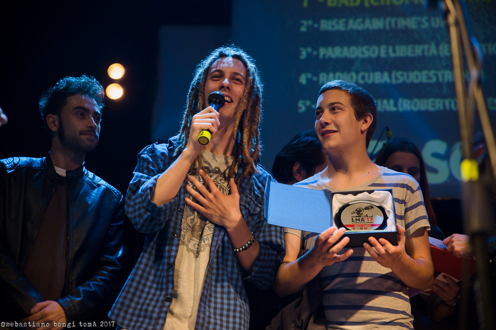 Premio Best Song - Cromosauri