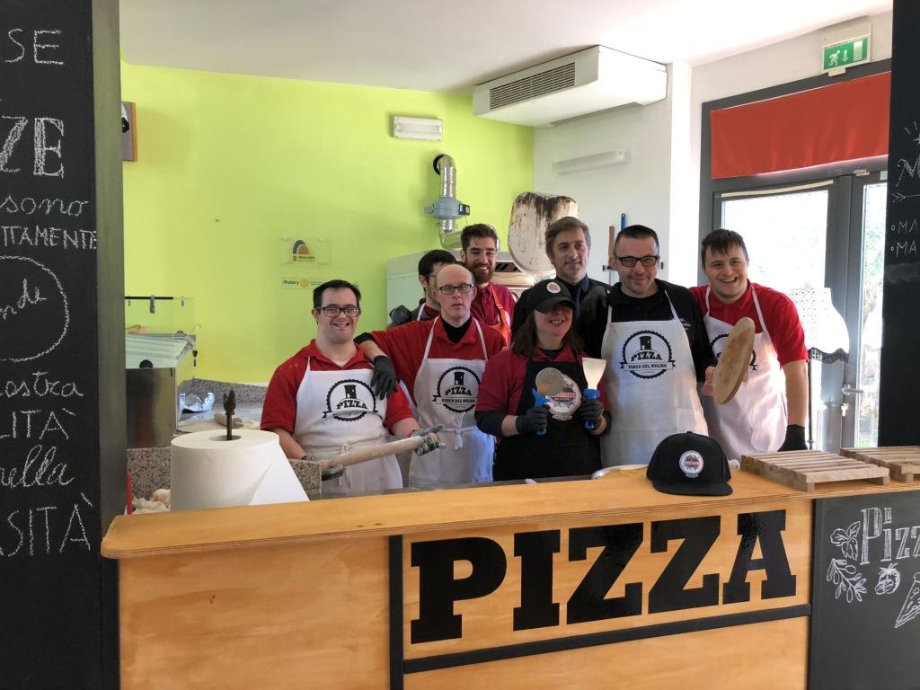 Al Parco del Mulino arrivano le pizze! - QuiLivorno.it