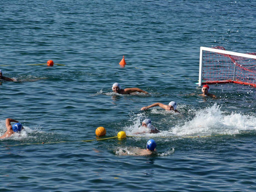 pallanuoto Triglie in controfuga foto Simone Lanari