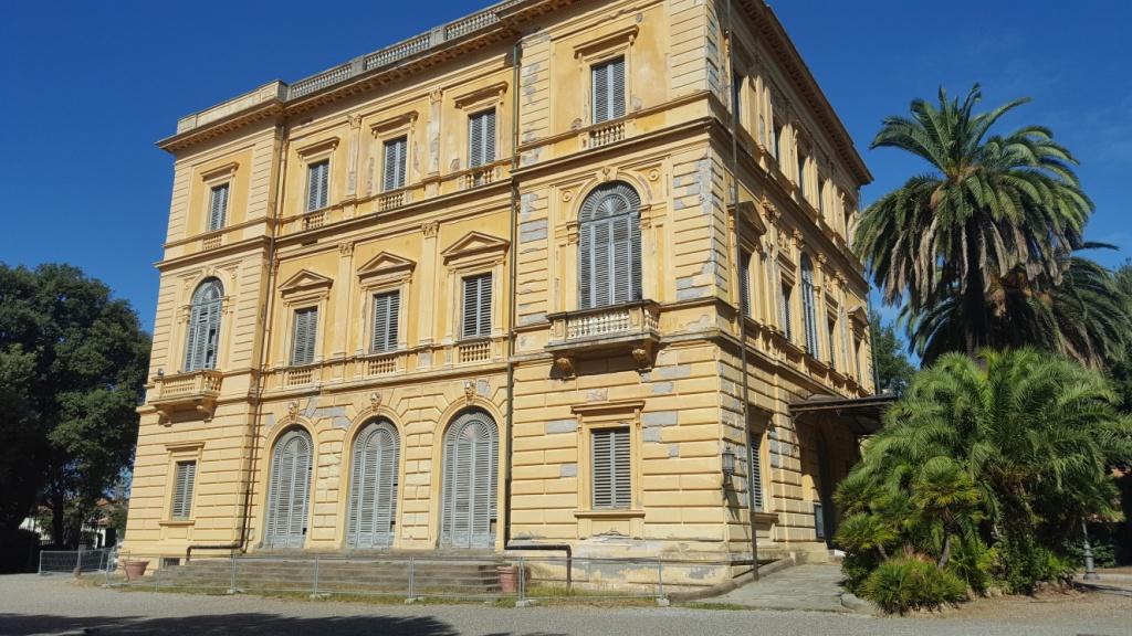 Villa Mimbelli, 350mila euro per l'intervento di restauro ...
