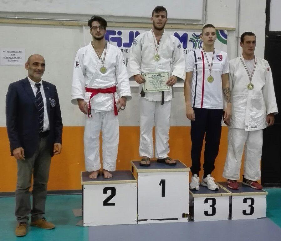 Judo. Bergamini è campione regionale - QuiLivorno.it