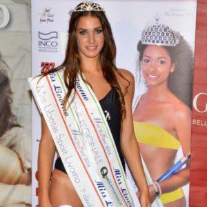 MELISSA LUCIANI, MISS QUILIVORNO.IT NEL 2014