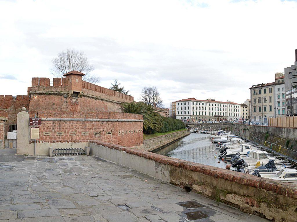 Scali della Fortezza Nuova (foto Simone Lanari)
