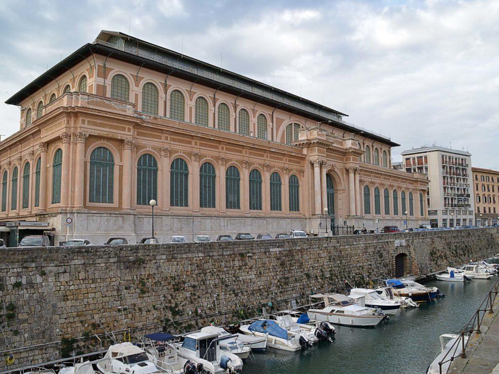 mercato centrale barche fossi foto Simone Lanari