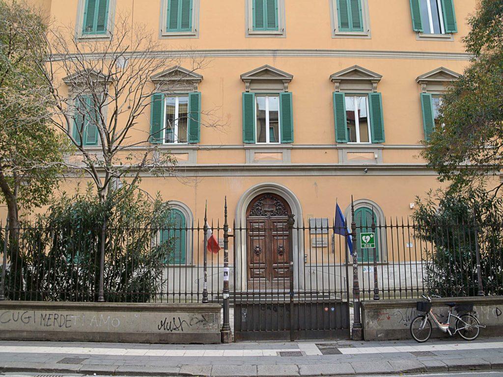 scuola niccolini - palli foto Simone Lanari
