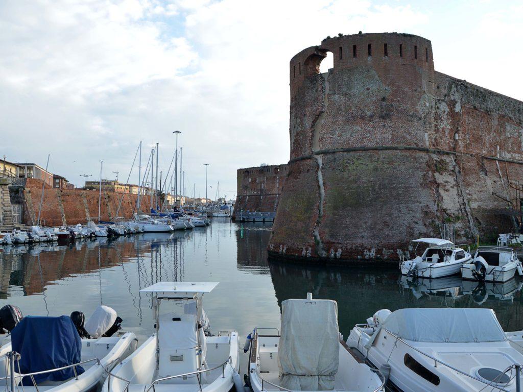 fortezza vecchia fossi barche foto Simone Lanari