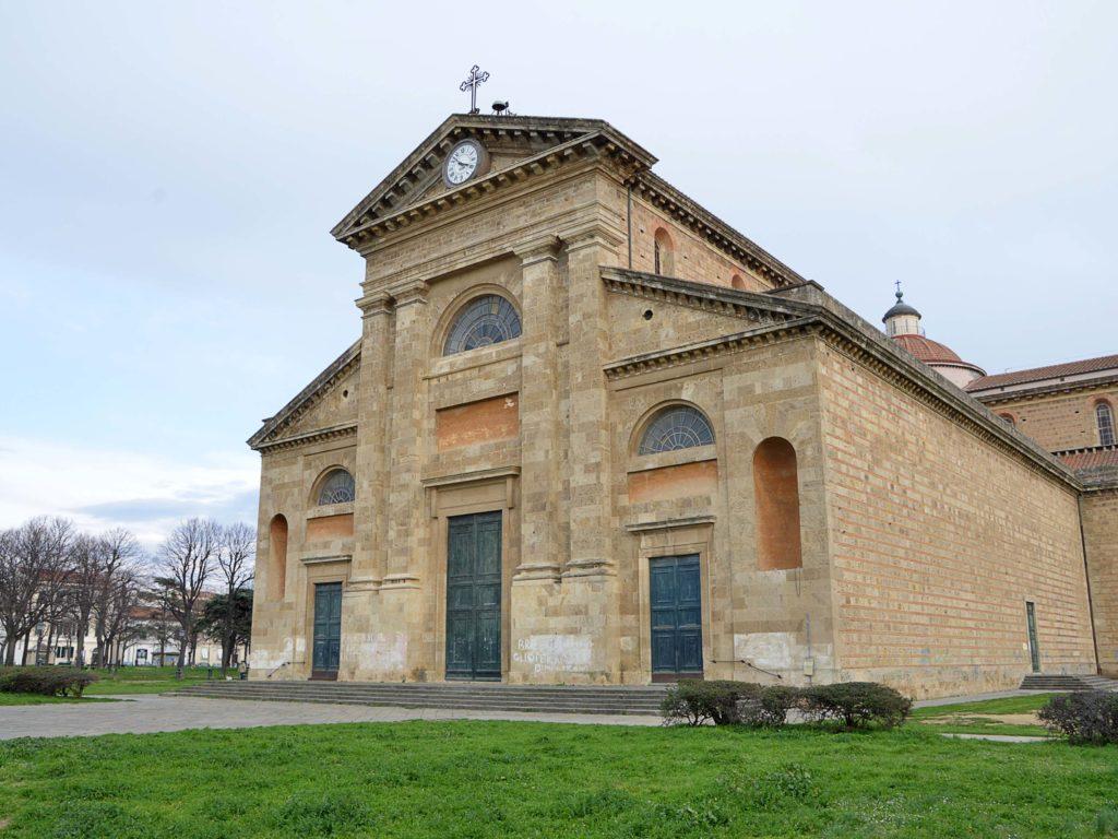 piazza della vittoria piazza magenta chiesa del soccorso foto Simone Lanari