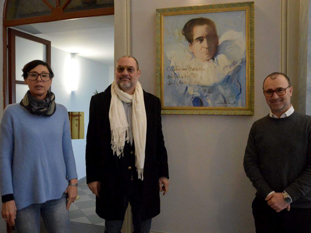 donazioni in ricordo di Pietro Mascagni e Galliano Masini foto Simone Lanari