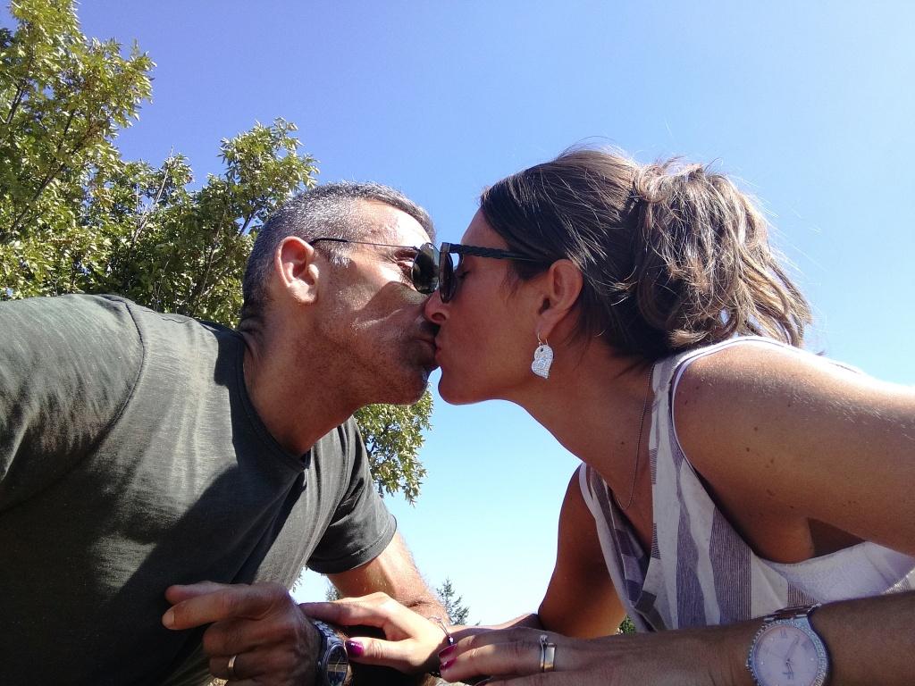 A te che sei la mia forza, la mia dolcezza, la mia felicità....GRAZIE DI QUESTO GRANDE AMORE!