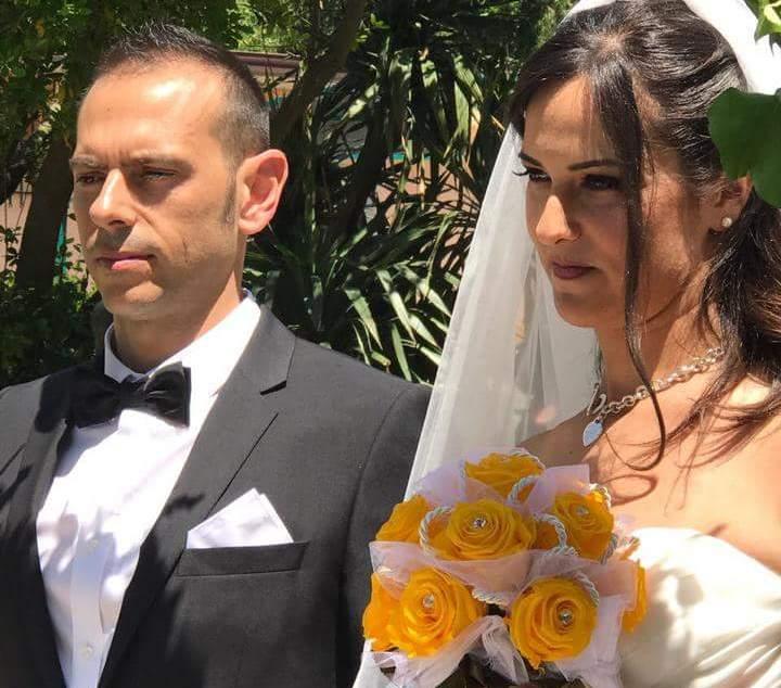 Il nostro primo San Valentino da marito e moglie. Ti Amo Ilaria. Dany Zeta
