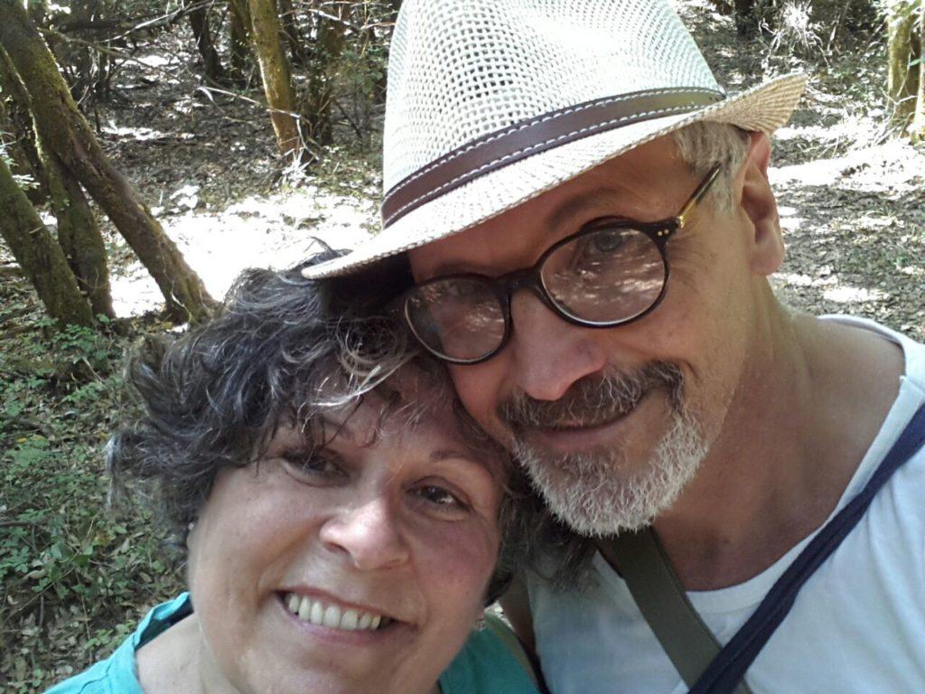 Piera e Mauro. Un sorriso lungo 30 anni