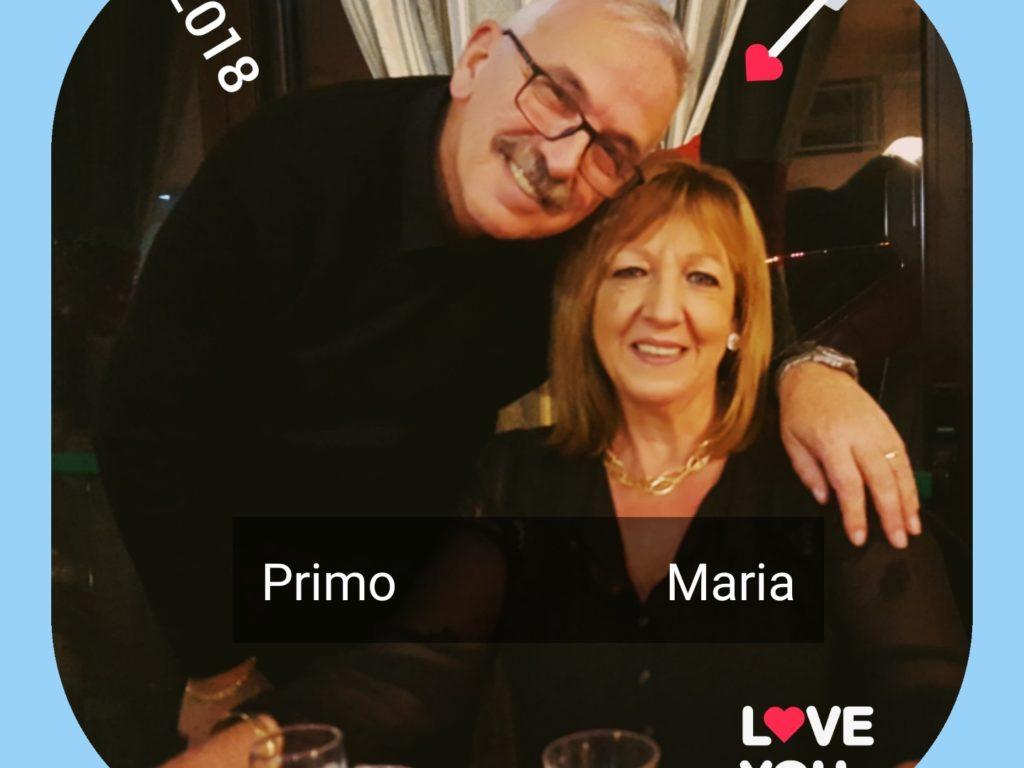 Primo e Maria. I Love You