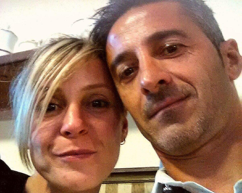 ALESSIO E VALENTINA   vita mia, ti amo ogni giorno di più.....sei un marito e un babbo straordinario!!!