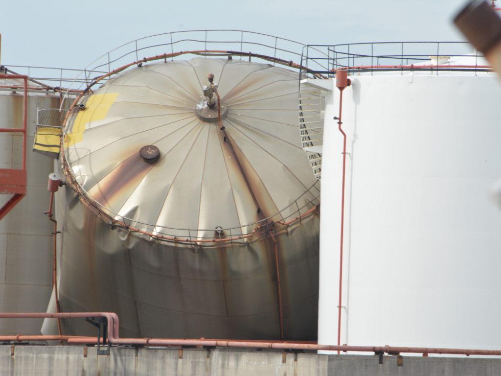 cisterna silos deposito neri vittime morti Foto Simone Lanari