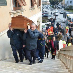funerali Lamberti foto Simone Lanari