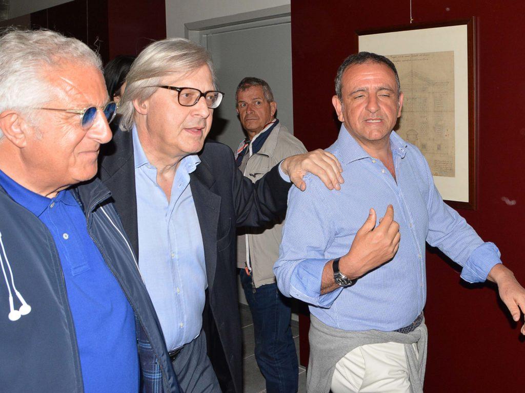 INAUGURAZIONE MUSEO DELLA CITTA' FOTO SIMONE LANARI